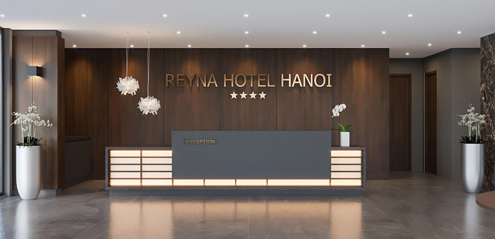 Welcome to Reyna Hotel Hanoi